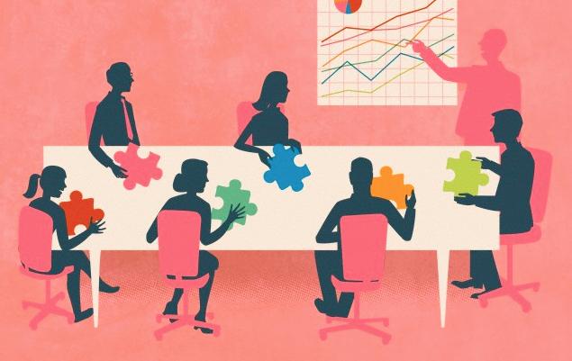Le 5 persone delle quali hai bisogno nella tua startup